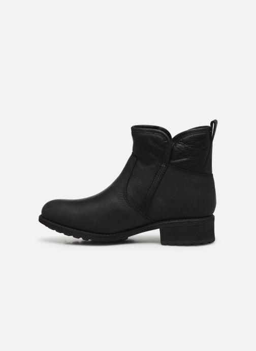 Boots en enkellaarsjes UGG W Lavelle Zwart voorkant