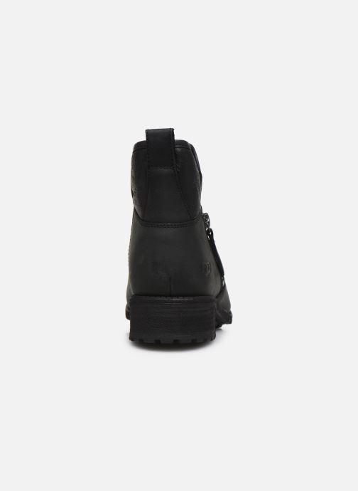 Boots en enkellaarsjes UGG W Lavelle Zwart rechts