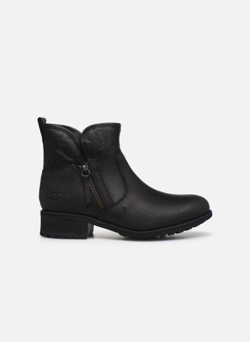 Boots en enkellaarsjes UGG W Lavelle Zwart achterkant