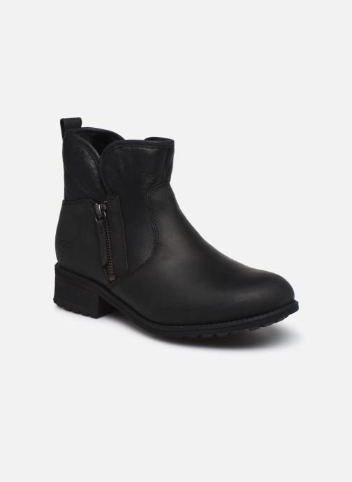 Boots en enkellaarsjes UGG W Lavelle Zwart detail