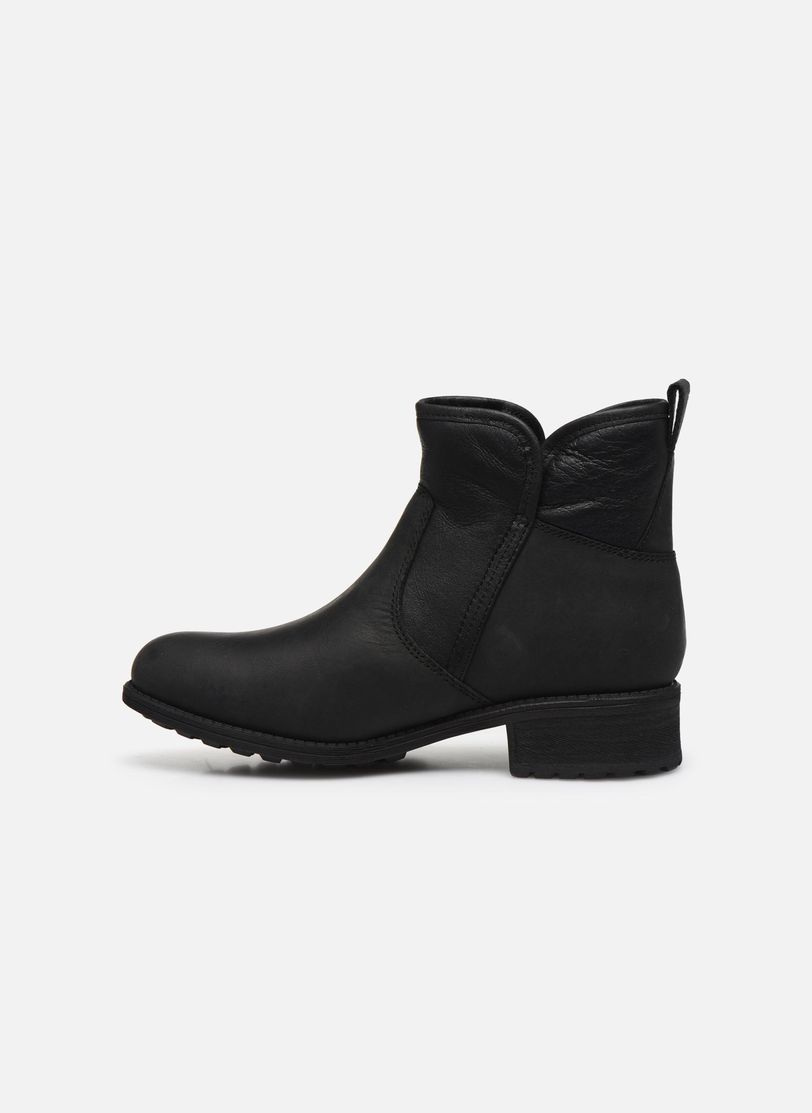 Bottines et boots UGG W Lavelle Noir vue face