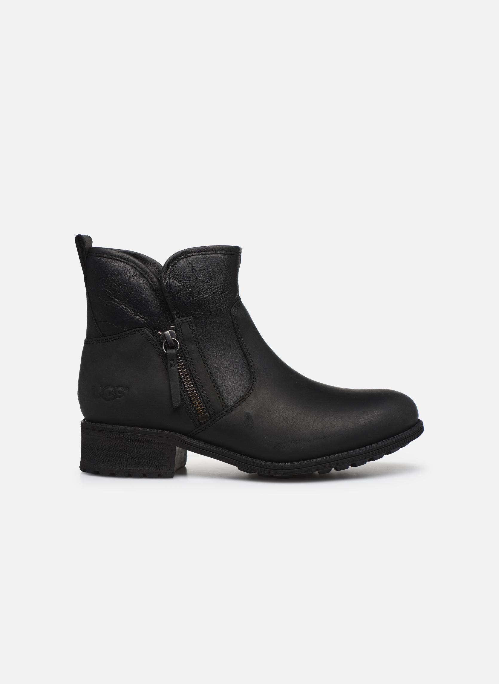 Bottines et boots UGG W Lavelle Noir vue derrière