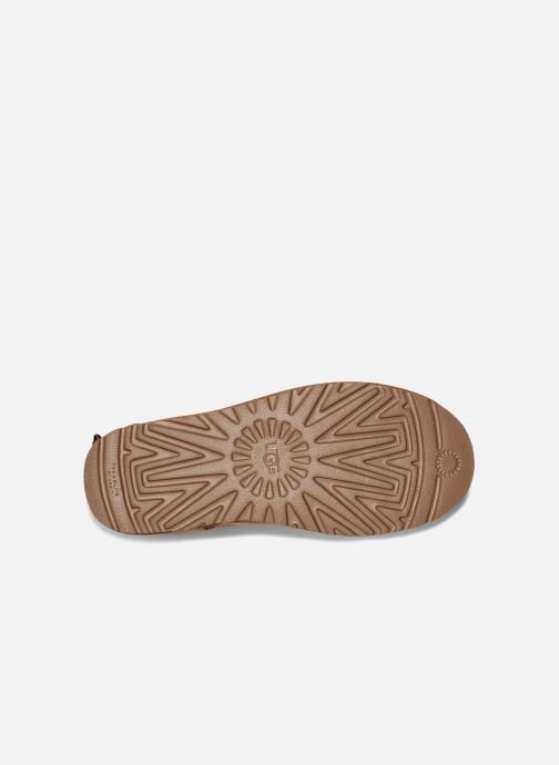 Boots en enkellaarsjes UGG W Mini Bailey Bow II Bruin links