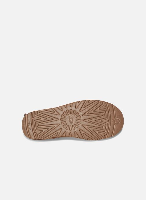 Stiefeletten & Boots UGG W Mini Bailey Bow II braun ansicht von links