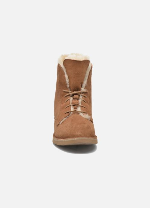 UGG W Quincy (Marron) - Bottines et boots chez  (269990)