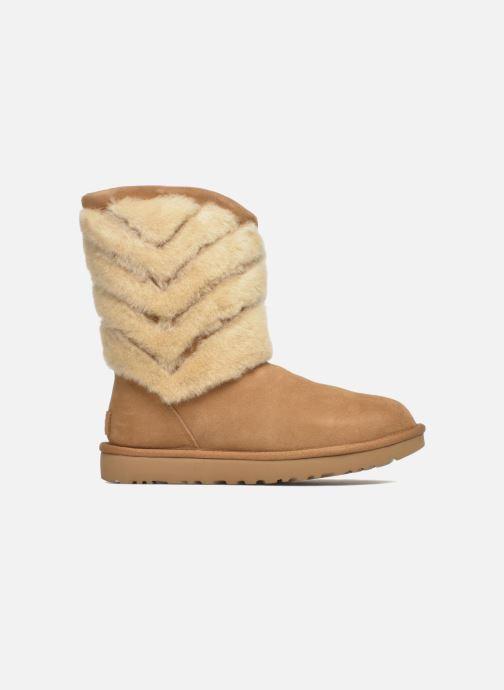 Bottines et boots UGG W Tania Marron vue derrière