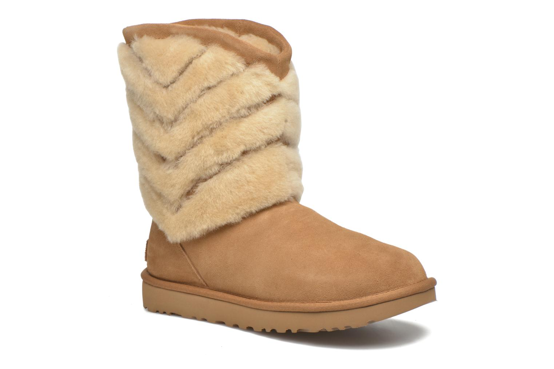 Bottines et boots UGG W Tania Marron vue détail/paire