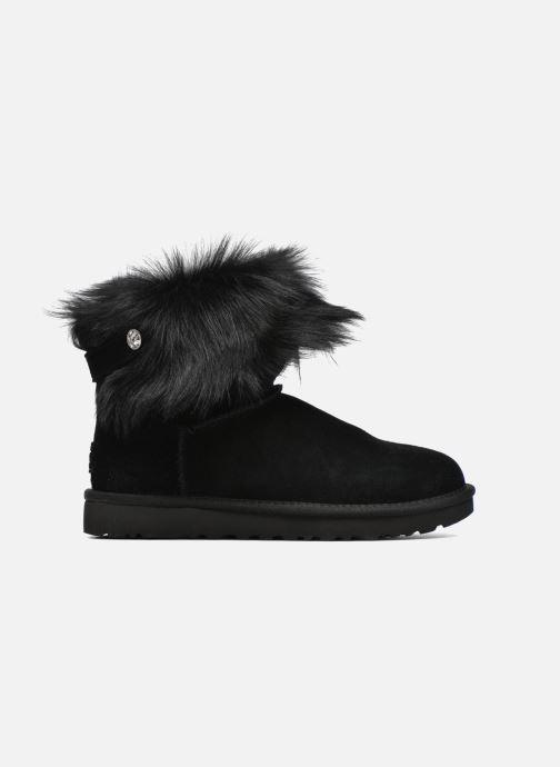 Bottines et boots UGG W Valentina Noir vue derrière