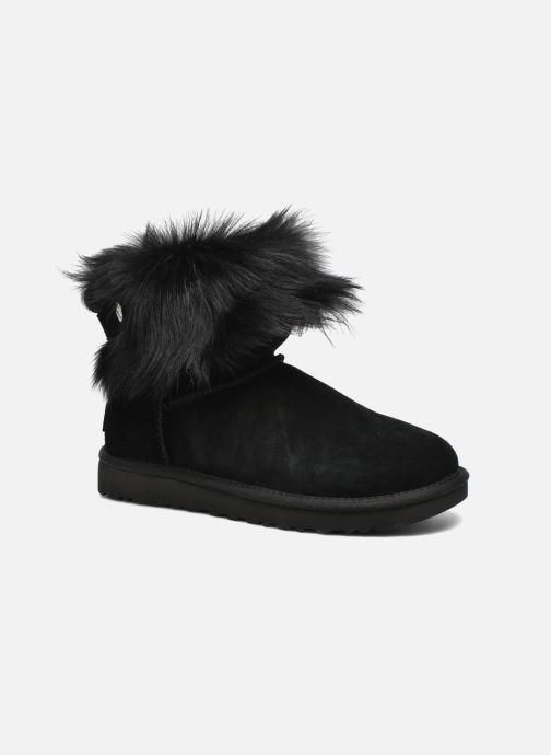 Bottines et boots UGG W Valentina Noir vue détail/paire