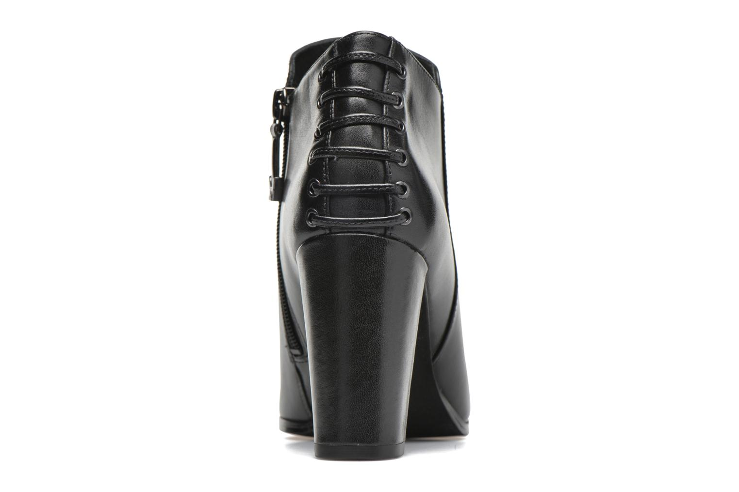Ankle boots What For Ytienne Black view from the right