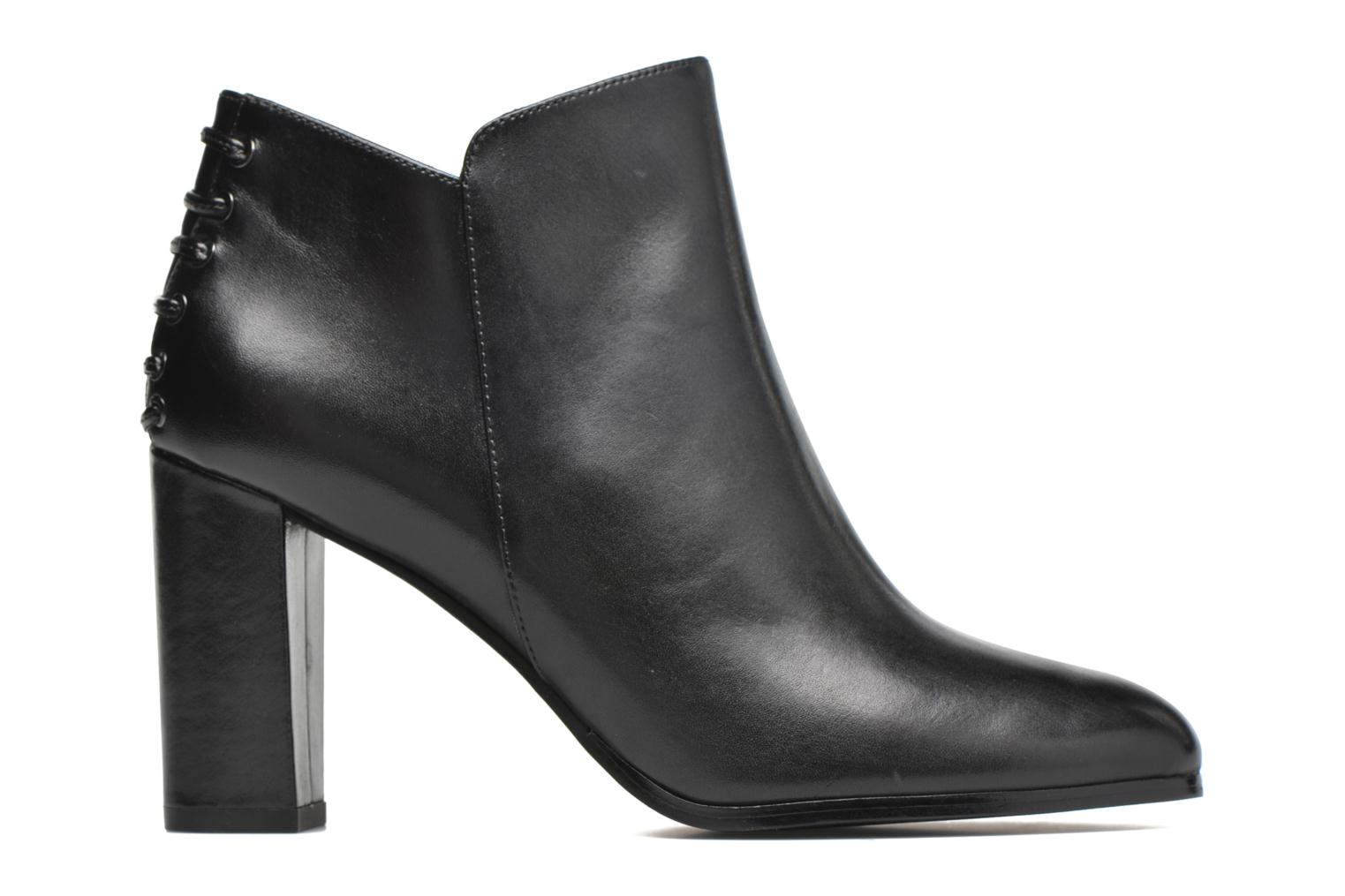 Ankle boots What For Ytienne Black back view