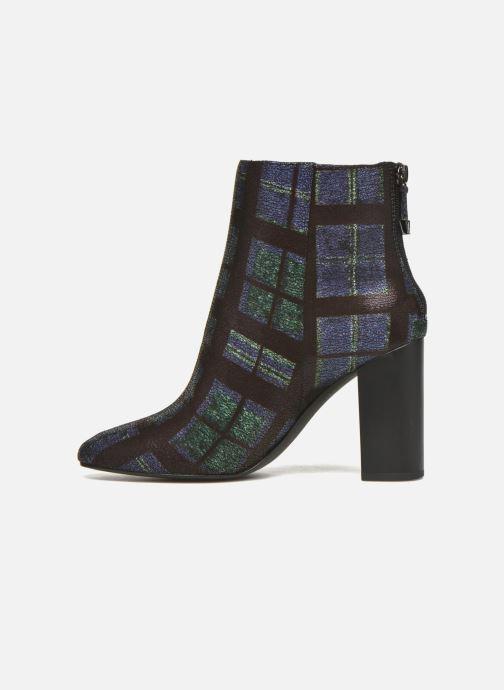 Bottines et boots What For Zille Bleu vue face