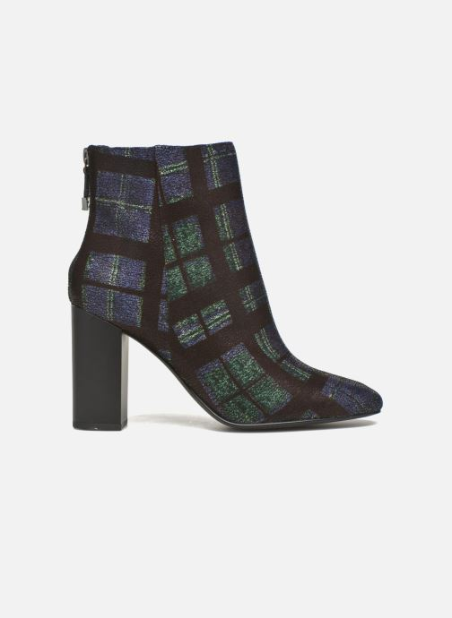 Ankle boots What For Zille Blue back view