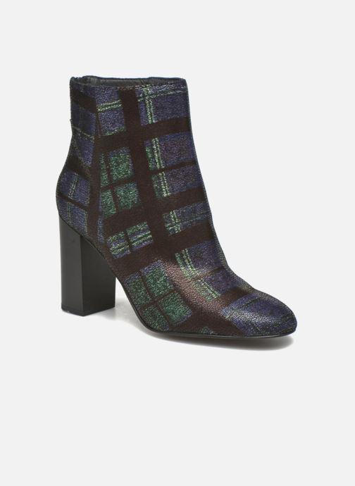 Bottines et boots What For Zille Bleu vue détail/paire