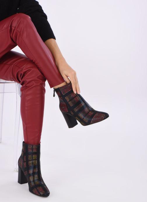 Boots en enkellaarsjes What For Zille Zwart onder