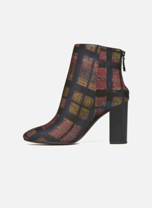 Boots en enkellaarsjes What For Zille Zwart voorkant