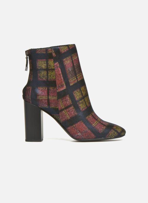 Boots en enkellaarsjes What For Zille Zwart achterkant