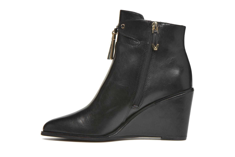 Bottines et boots What For Waz Noir vue face