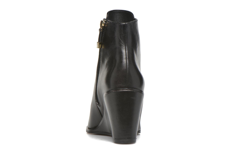 Bottines et boots What For Waz Noir vue droite