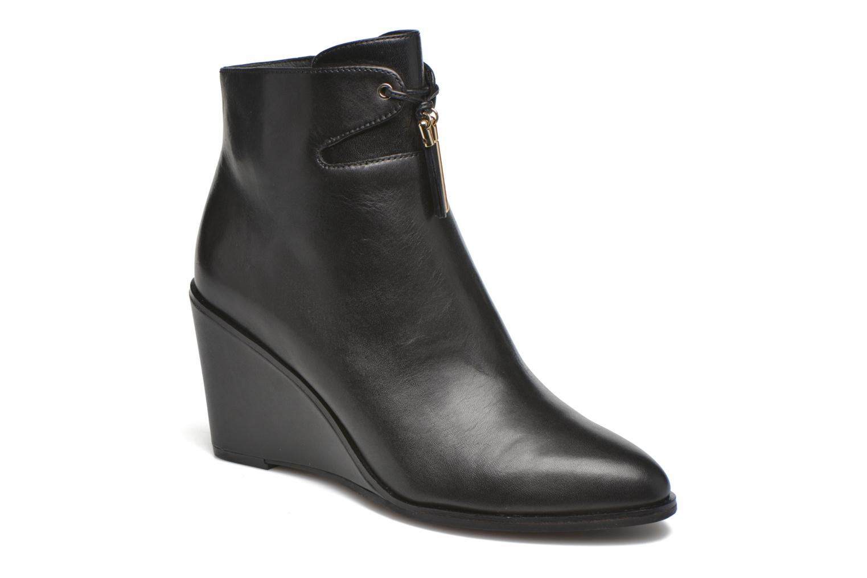 Bottines et boots What For Waz Noir vue détail/paire
