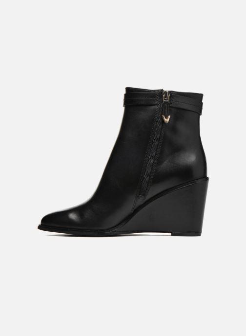 Bottines et boots What For Zatri Noir vue face