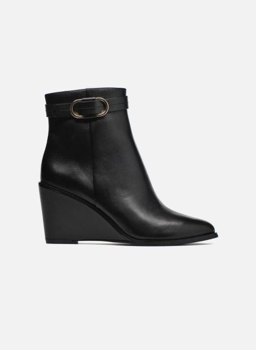 Bottines et boots What For Zatri Noir vue derrière