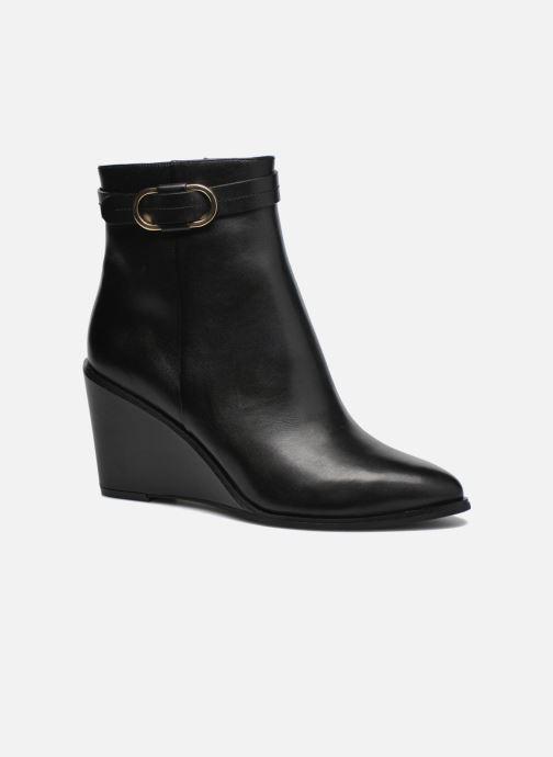 Bottines et boots What For Zatri Noir vue détail/paire