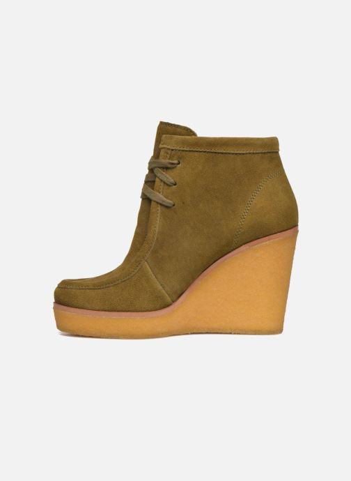Stiefeletten & Boots What For Bald grün ansicht von vorne