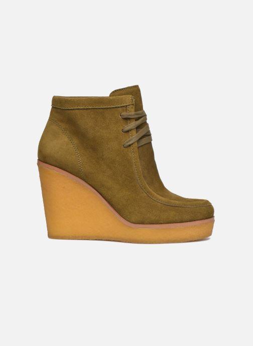 Bottines et boots What For Bald Vert vue derrière
