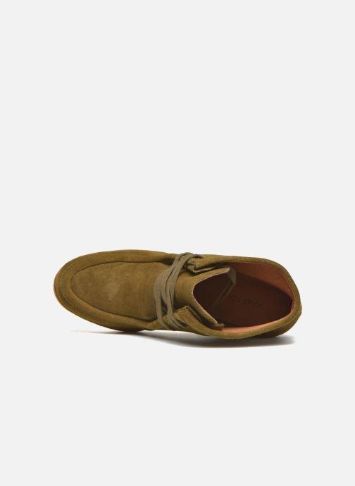 Stiefeletten & Boots What For Bald grün ansicht von links