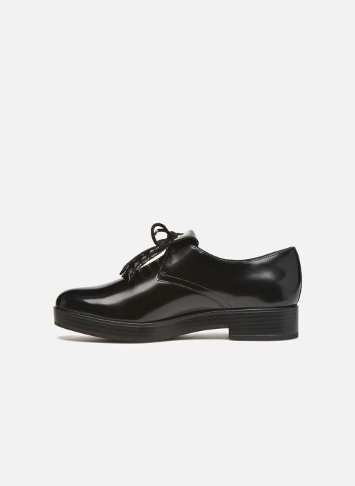 Zapatos con cordones What For Dinhel Negro vista de frente