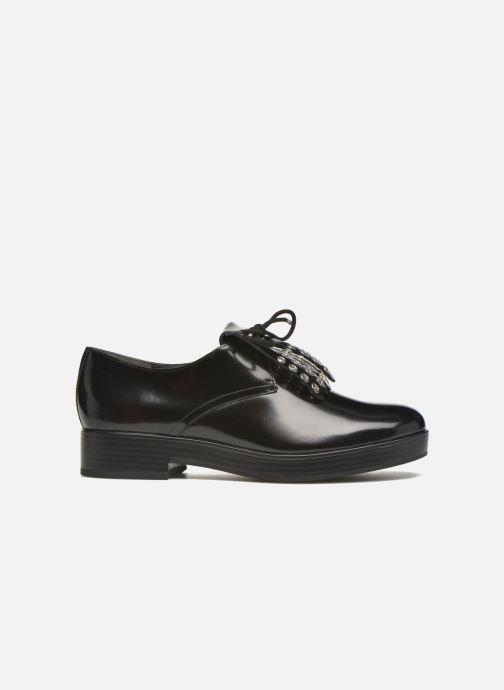 Zapatos con cordones What For Dinhel Negro vistra trasera