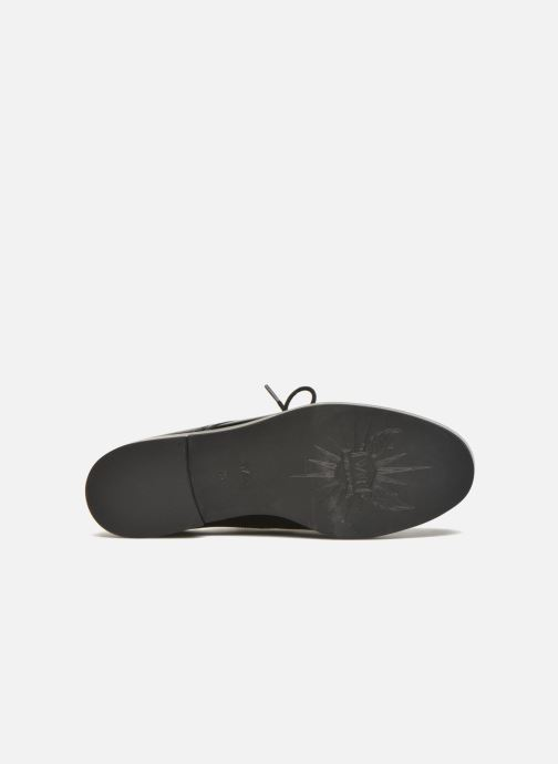 Lace-up shoes What For Dinhel Black view from above