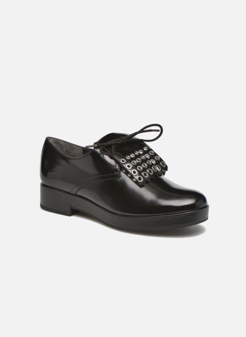 Zapatos con cordones What For Dinhel Negro vista de detalle / par