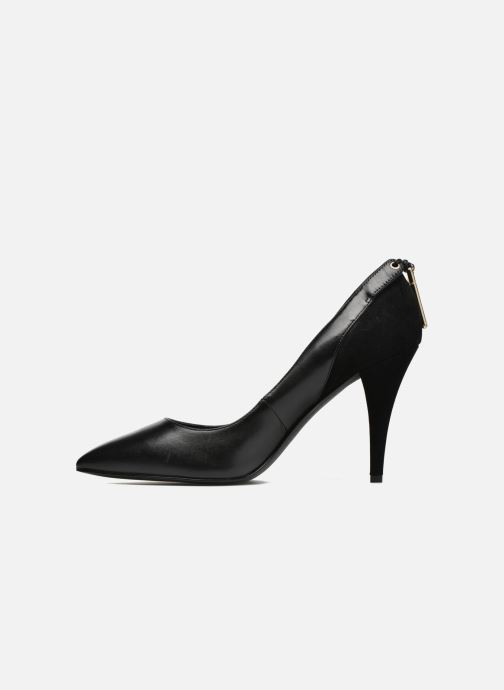 High heels What For Imar Black front view
