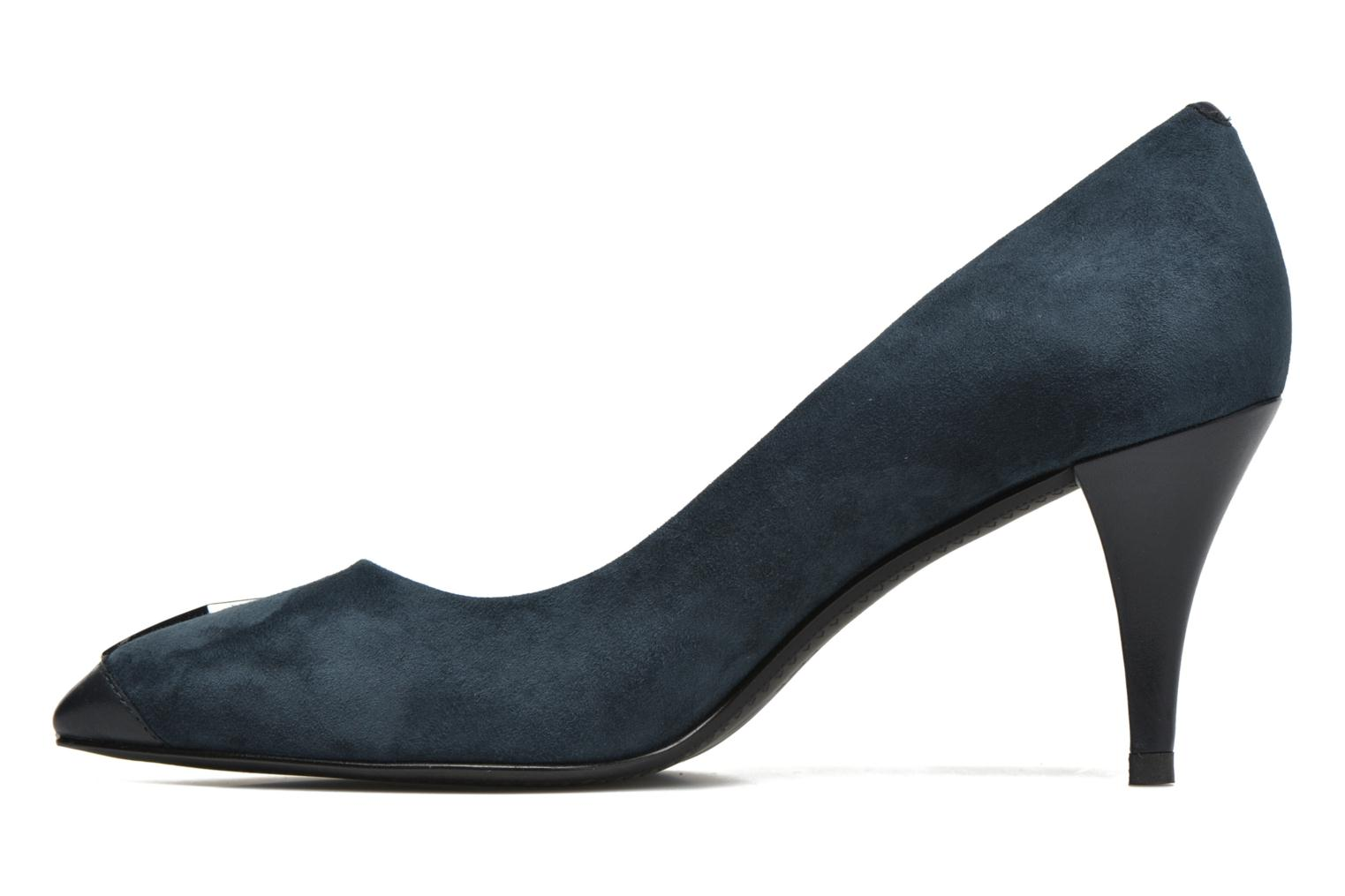 High heels What For Iaada Blue front view
