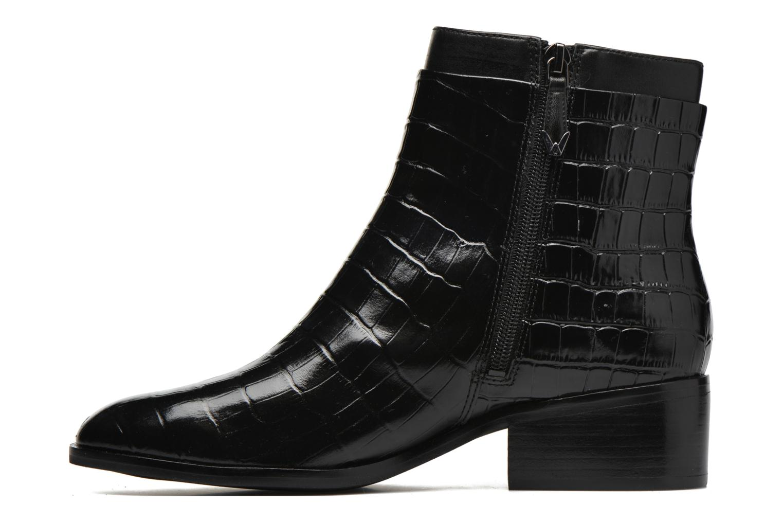 Bottines et boots What For Panhu Noir vue face