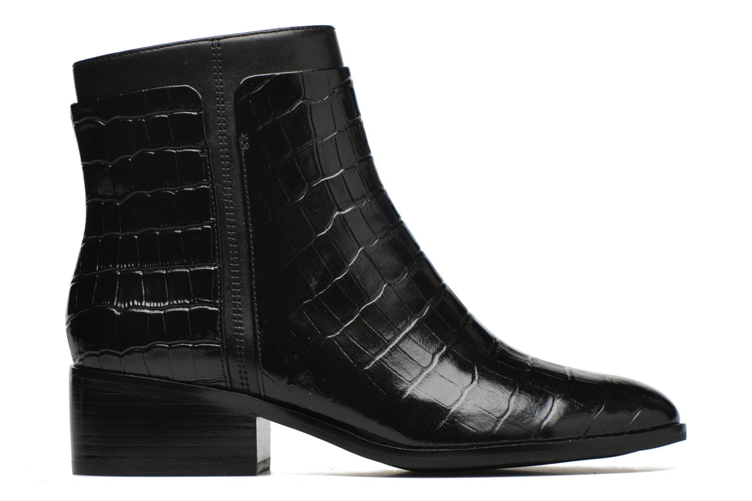 Ankle boots What For Panhu Black back view