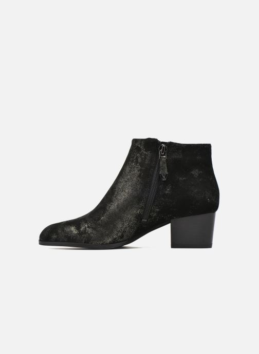 Bottines et boots What For Hecol Noir vue face