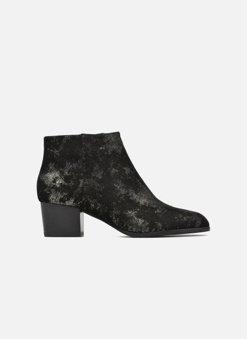 Bottines et boots What For Hecol Noir vue derrière