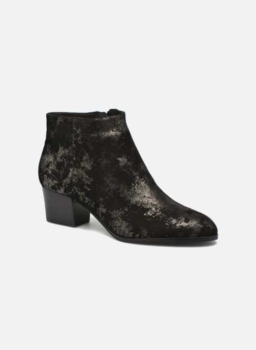 Ankle boots What For Hecol Black detailed view/ Pair view