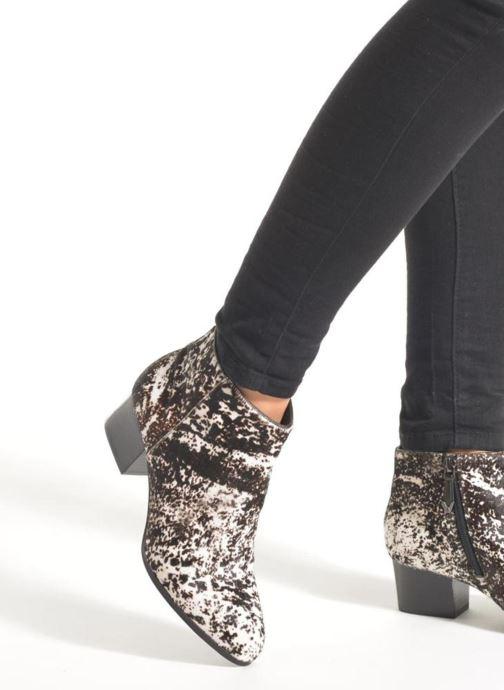 Bottines et boots What For Zeter Multicolore vue bas / vue portée sac