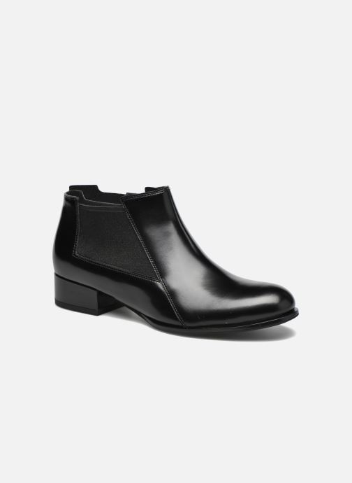 Ankle boots What For Sriso Black detailed view/ Pair view