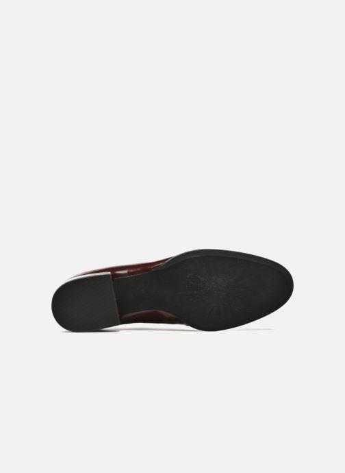 Bottines et boots What For Sriso Bordeaux vue haut