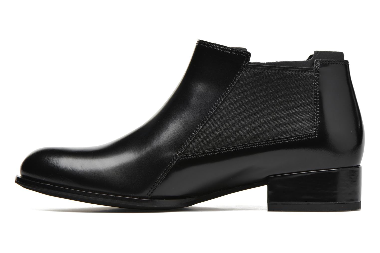 Bottines et boots What For Sriso Noir vue face