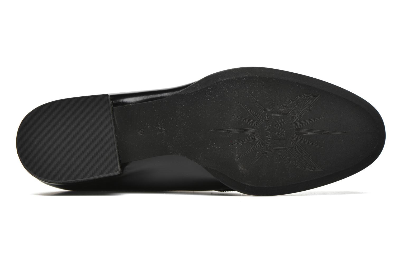 Bottines et boots What For Sriso Noir vue haut