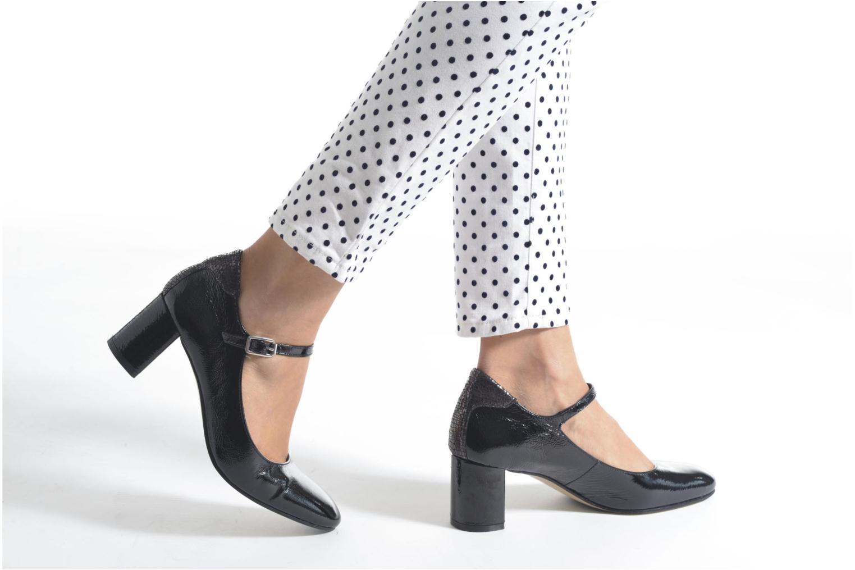 Zapatos de tacón Elizabeth Stuart Katin 505 Negro vista de abajo