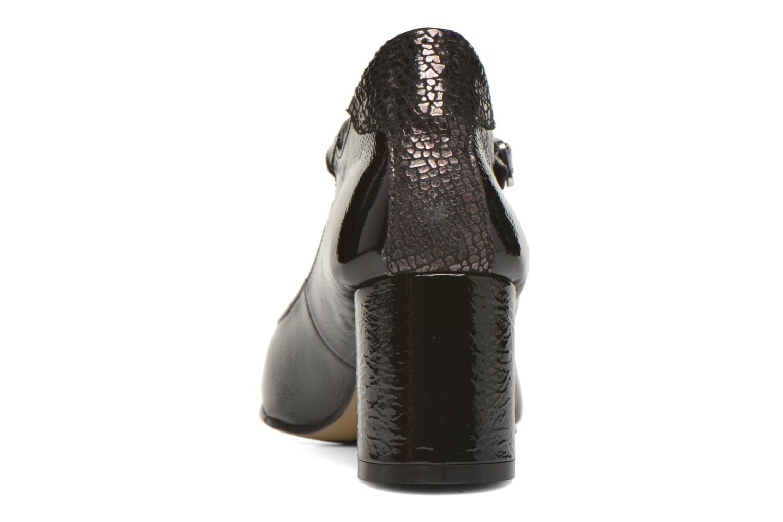 Zapatos de tacón Elizabeth Stuart Katin 505 Negro vista lateral derecha