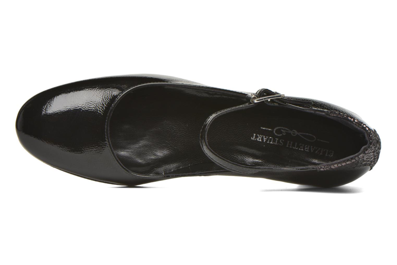 Zapatos de tacón Elizabeth Stuart Katin 505 Negro vista lateral izquierda