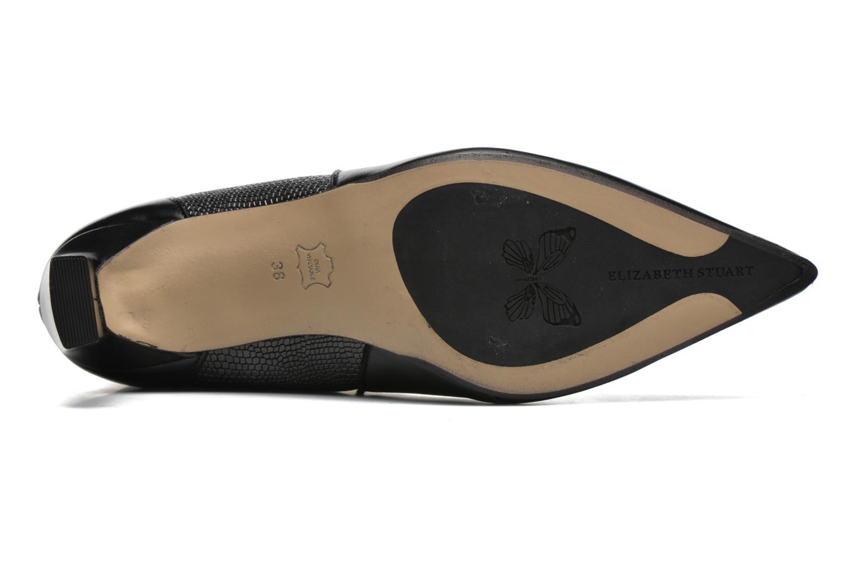 Bottines et boots Elizabeth Stuart Brook 529 Noir vue haut